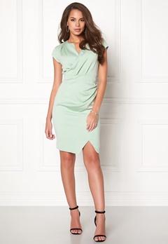 TIGER OF SWEDEN Karna 3 Dress 4Y5 Slit Green Bubbleroom.no