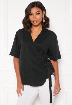 TIGER OF SWEDEN Nadinia Shirt 050 Black Bubbleroom.no