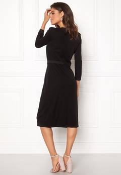 TIGER OF SWEDEN Paloma Dress 08R Midnight Black Bubbleroom.no