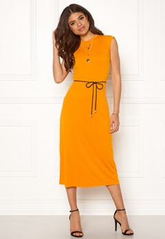 22234226 TIGER OF SWEDEN Pescara Dress 862 Orange Sorbet Bubbleroom.no