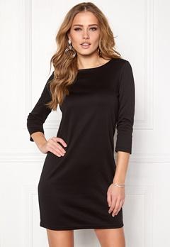 VILA Tinny New Dress Black Bubbleroom.no