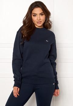 TOMMY JEANS Classics Sweatshirts 002 Black Iris Bubbleroom.no