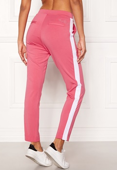 Björn Borg Track Signature83 Pants Pink Lemonade Melang Bubbleroom.no