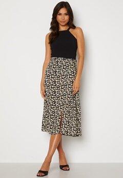 Trendyol Donna Midi Skirt Black bubbleroom.no