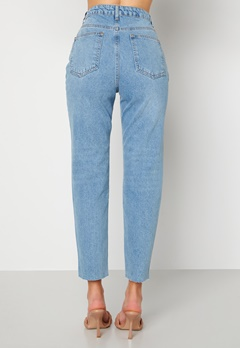 Trendyol High Waist Jeans Blue Bubbleroom.no