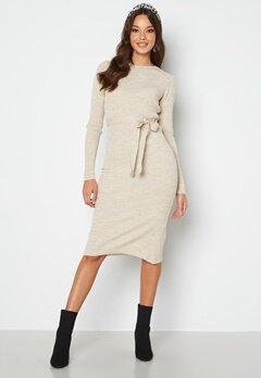 Trendyol Lena Knitted Dress Stone bubbleroom.no