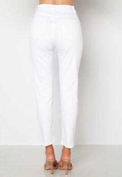 Trendyol Lissy Jeans Beyaz/White Bubbleroom.no
