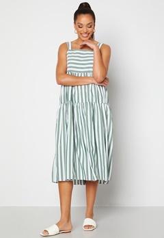 Trendyol Nadja Midi Dress Yesil/Green bubbleroom.no