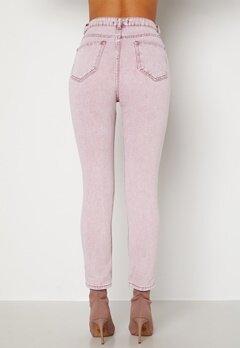 Trendyol Tova HW Jeans Pink Bubbleroom.no