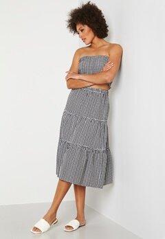 Trendyol Smock Top Skirt Set Siyah/Black Bubbleroom.no