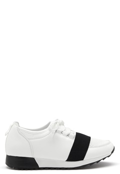 Truffle Betty Sneakers Wht Bubbleroom.no