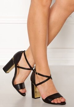 Truffle Fallon High Heel Sandals Blk Bubbleroom.no