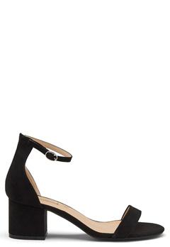 Truffle Hallie Block Heel Sandals Blk Bubbleroom.no