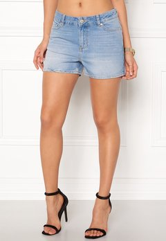 Twist & Tango Aina Shorts Blue Denim Bubbleroom.no