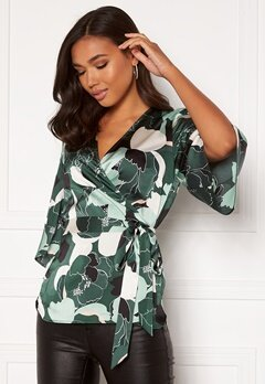Twist & Tango Alina Blouse Forest Flower Bubbleroom.no