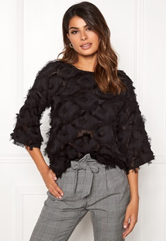 Twist & Tango Amanda Blouse Black Bubbleroom.no
