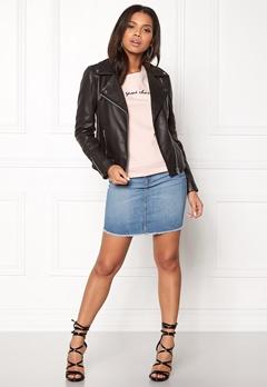Twist & Tango Amanda Leather Jacket Black Bubbleroom.no