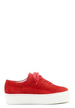 Twist & Tango Berlin Sneakers Red Bubbleroom.no