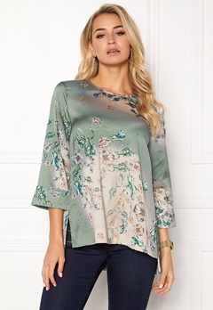 Twist & Tango Bridget Blouse Poppy Flowe Bubbleroom.no