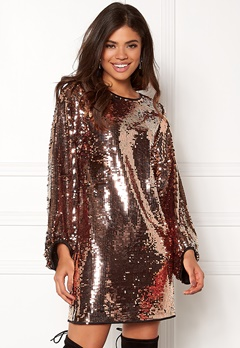 Twist & Tango Darcy Dress Bronze Bubbleroom.no