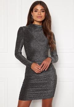 Twist & Tango Dina Dress Silver Metallic Bubbleroom.no