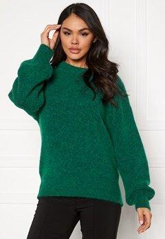 Twist & Tango Emmy Sweater Bottle green Bubbleroom.no