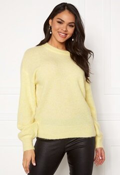Twist & Tango Emmy Sweater Light Yellow Bubbleroom.no