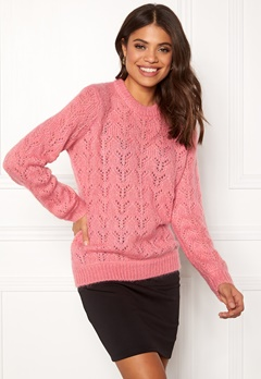 Twist & Tango Hilda Sweater Pink Bubbleroom.no