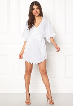Twist & Tango Jill Dress White Bubbleroom.no