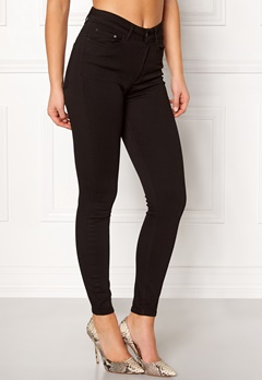 Twist & Tango Julie High Waist Jeans Black Bubbleroom.no