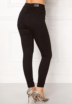 Twist & Tango Julie High Waist Jeans Black Bubbleroom.no