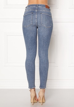 Twist & Tango Julie High Waist Jeans Mid Blue Bubbleroom.no