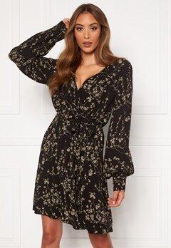 Twist & Tango Kalea Dress Black Flower Bubbleroom.no