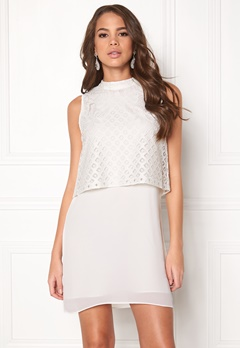 Twist & Tango Kathrine Dress White Bubbleroom.no
