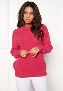 Twist & Tango Magnolia Sweater Cerise Bubbleroom.no