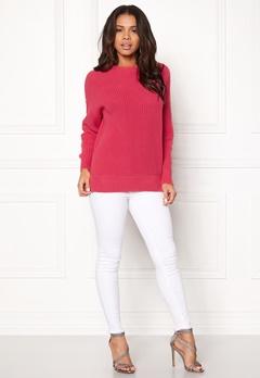 Twist & Tango Magnolia Sweater Cerise Bubbleroom.no