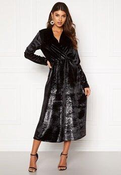 Twist & Tango Malena Dress Black Glitter Bubbleroom.no