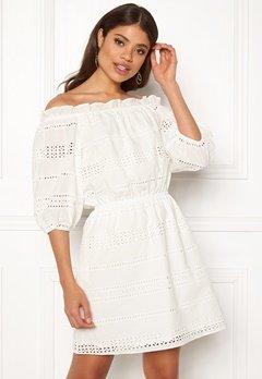 Twist & Tango Phyllis Dress White Bubbleroom.no