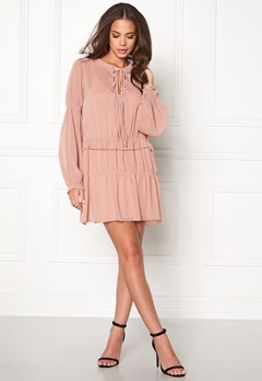Twist & Tango Sage Dress Warm Pink Bubbleroom.no