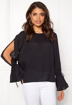 Twist & Tango Tonia Blouse Black Bubbleroom.no