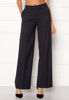 Twist & Tango Winona Trousers Navy Pin Stripe Bubbleroom.no