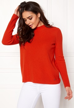 Twist & Tango Yvette Sweater Tomato Bubbleroom.no