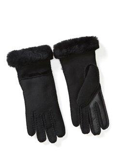 UGG Australia Seamed Tech Glove Black Bubbleroom.no