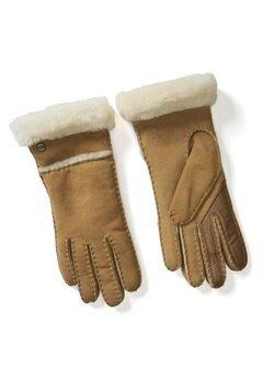 UGG Seamed Tech Glove Chestnut Bubbleroom.no