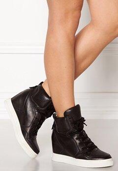 UMA PARKER Boston Shoes Black Bubbleroom.no