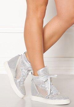 UMA PARKER Diego Shoes Silver Bubbleroom.no