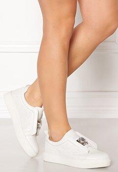 UMA PARKER Francisco Shoes White Bubbleroom.no