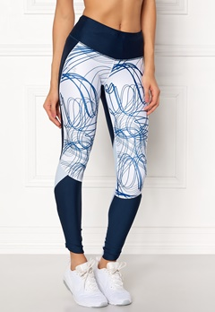 Under Armour Armour Fly Printed Tight Academy Bubbleroom.no