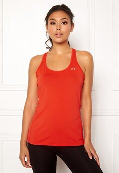 Under Armour Armour Racer Tank Radio Red Bubbleroom.no