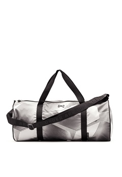 Under Armour Favorite Duffel 2.0 Steel/Black Bubbleroom.no